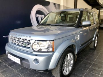 Land Rover Discovery 4 3.0 SDV6 SE A/T