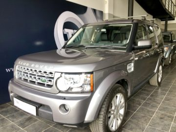 Land Rover Discovery 4 SDV6 SE A/T
