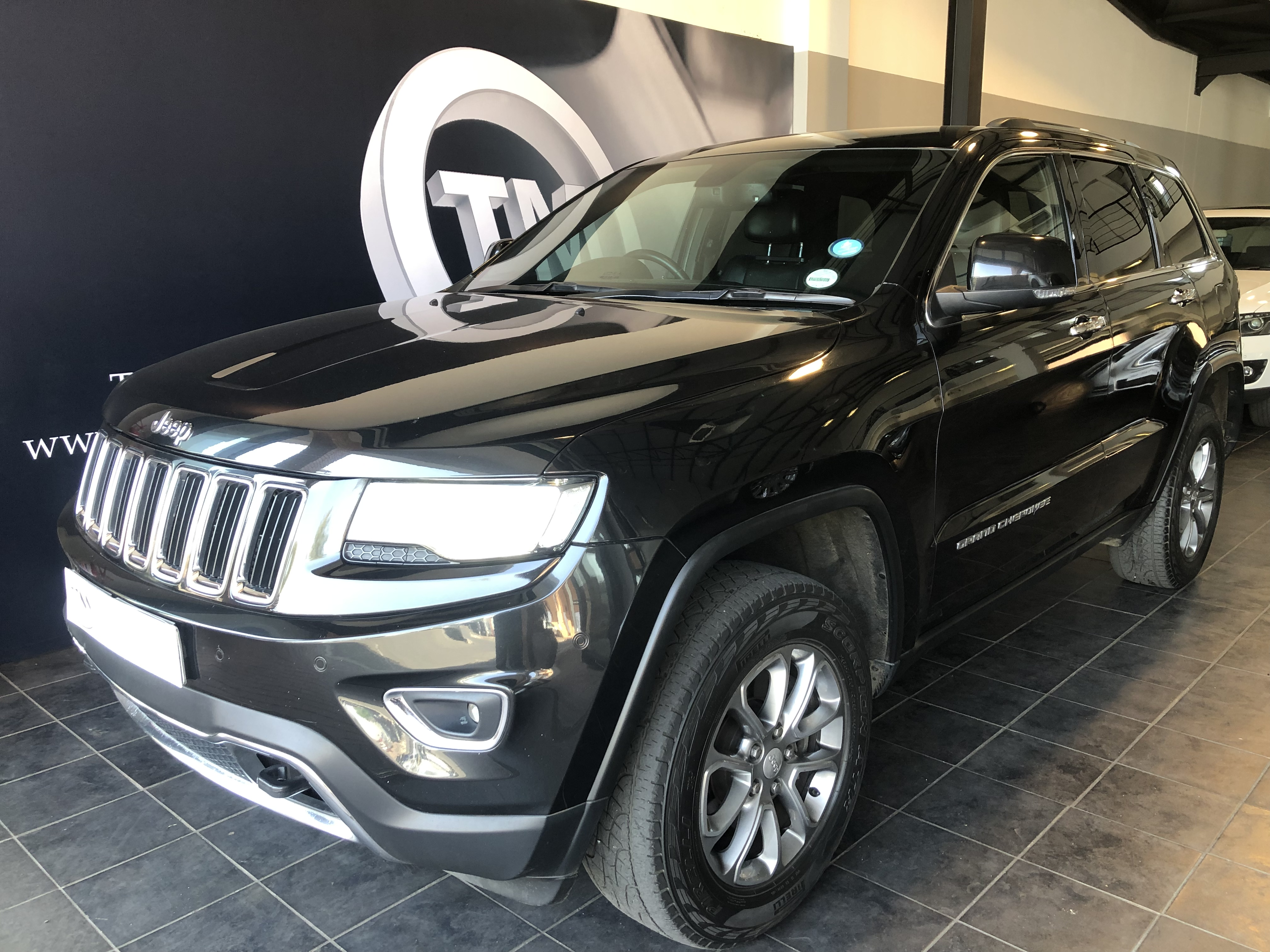 Jeep Grand Cherokee 3.0CRD Limited