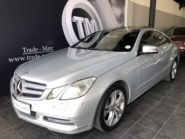 Mercedes – Benz E250 CGI Coupe