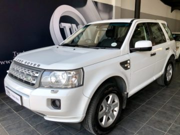 Land Rover Freelander II 2.2 SD4 S A/T